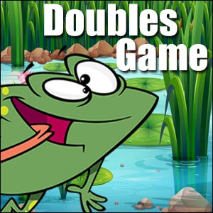 Addition Doubles Game