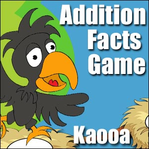 Addition Facts Game Kaooa copy