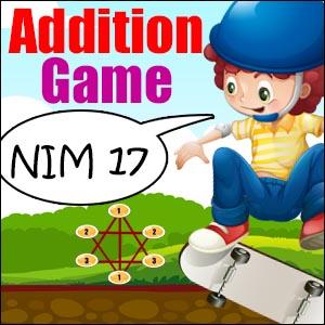 Addition Game NIM 17