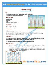 Math Game Rules