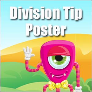 Use Multiplication to solve division