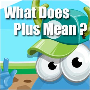 What Does Plus Mean?