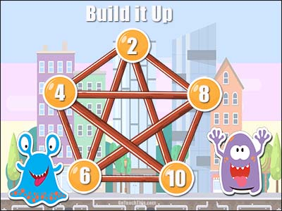 Adding Game - Build it Up