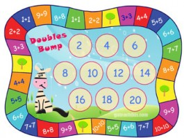 addition game doubles