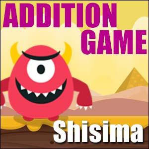 Addition Game - Shisima