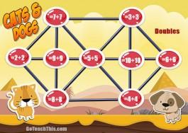 addition game 19