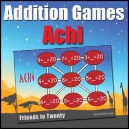 addition game 1 10