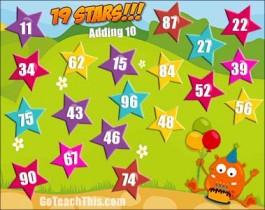 addition game 1