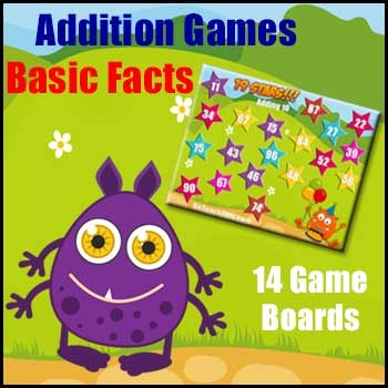 addition game 4