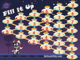 addition game 8