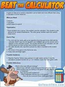 Calculator Game Rules