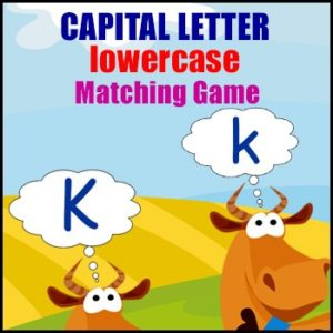 capital letter matching game