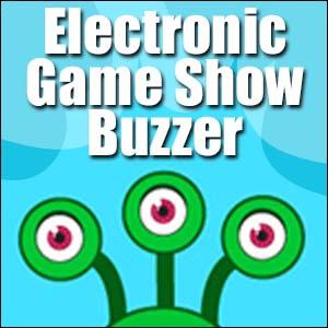 Game Show Buzzer - Electronic