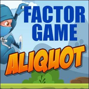 factor game aliquot