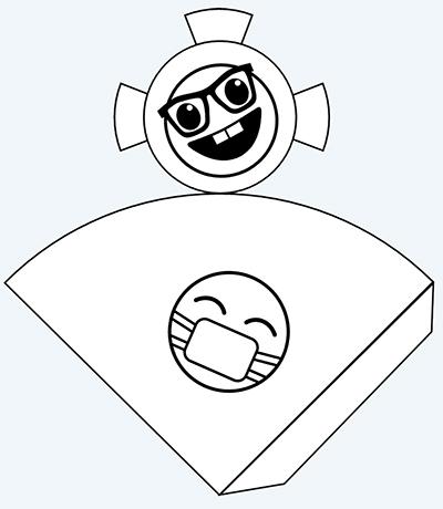 How to Make a Cone - Free Printable Net