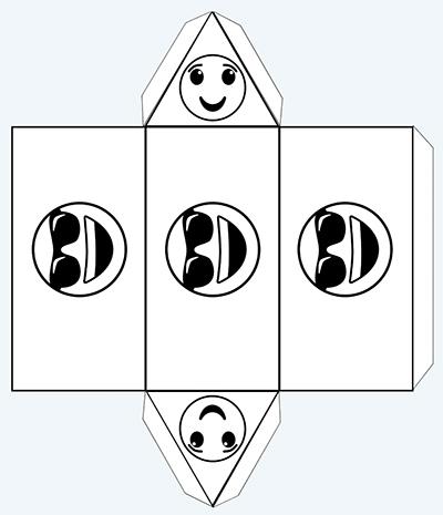 How to Make a Triangular Prism