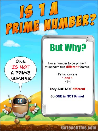 is one prime