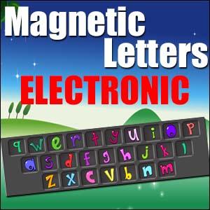 Online Alphabet Letters