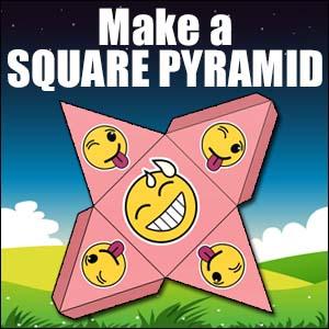 How to Make a Square Pyramid
