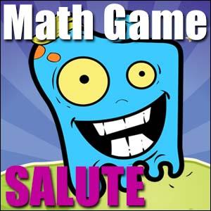 Math Game - Salute