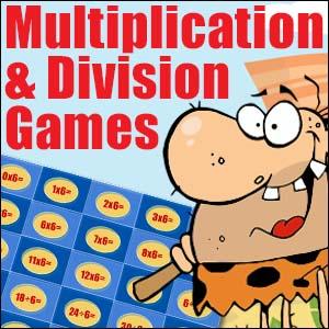 Division & Multiplication Game - Clobber