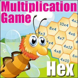 multiplication game hex 4x4 boards