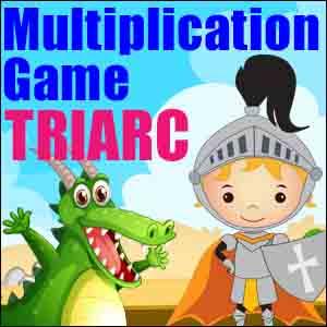 Multiplication Game -Triarc