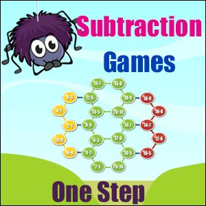 One Step - a Subtraction Game