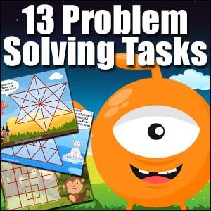 Problem Solving Tasks