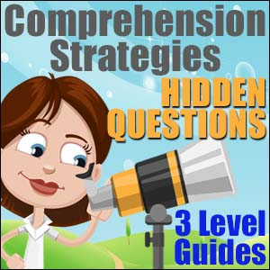 Reading Strategies - Comprehension Activities