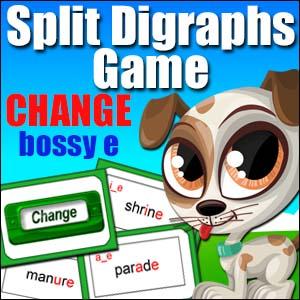 split digraph game -bossy e