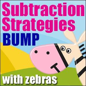 Subtraction Strategies Game - Bump