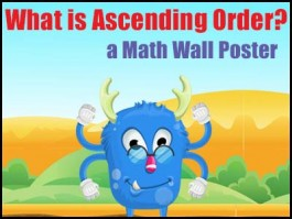 what is ascending order