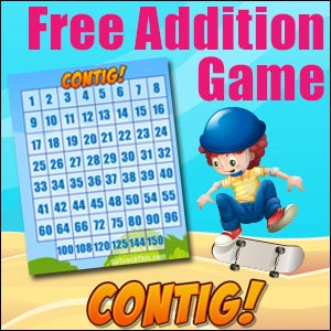 Free Addition Game - Contig