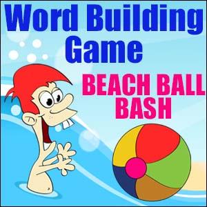 word-building-beach-ball-bash