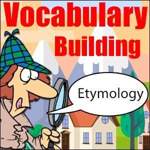 Vocabulary Building Prompt Cards