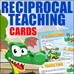 Comprehension Strategy Task Cards