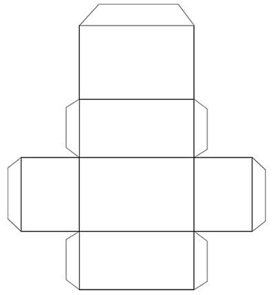 rectangular prism net
